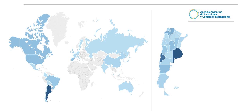 mapa inversión
